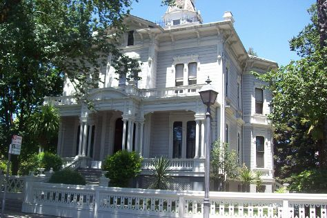 McHenry Mansion, Modesto, United States