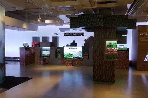Microsoft Visitor Center, Redmond, United States