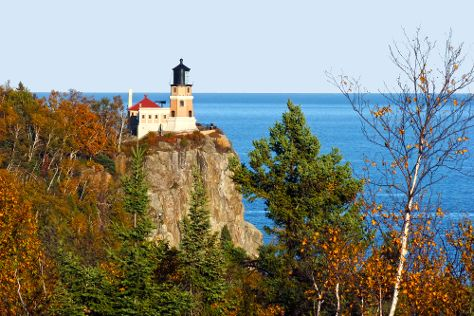 Minnesota's North Shore Scenic Drive, Duluth, United States