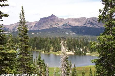 Mirror Lake Scenic Byway, Kamas, United States
