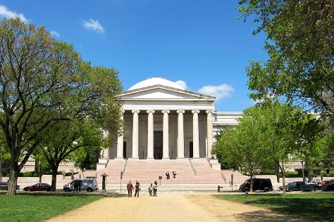 National Gallery of Art, Washington DC, United States
