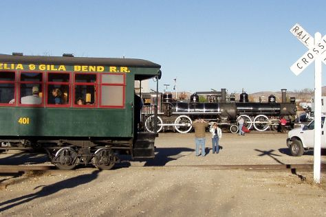 Nevada State Railroad Museum, Carson City, United States