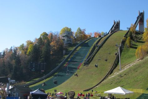 Olympic Ski Jump Complex, Lake Placid, United States