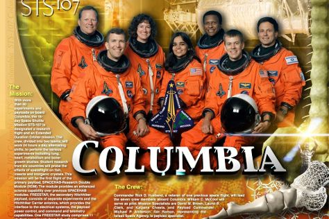 Patricia Huffman Smith Nasa Museum Remembering Columbia, Hemphill, United States