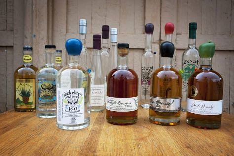 Peach Street Distillers, Palisade, United States