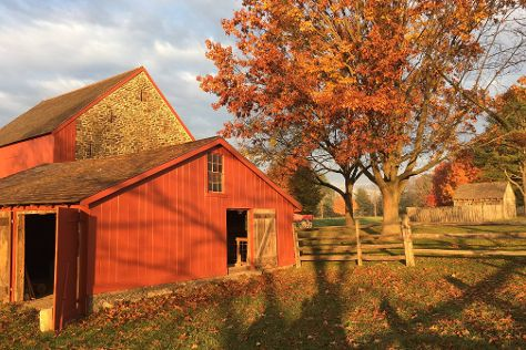 Peter Wentz Farmstead, Lansdale, United States