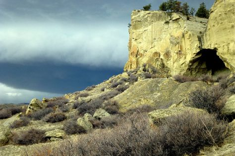 Pictograph Cave State Park, Billings, United States
