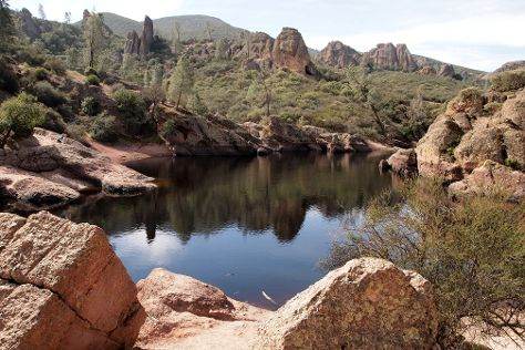 Pinnacles National Park, Paicines, United States