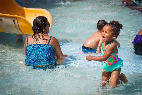 Pirates Cove Family Fun Aquatic Center, Englewood, United States
