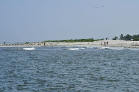 Point Lookout Beach, Point Lookout, United States