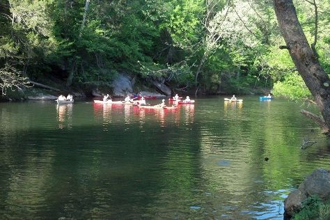 Redneck Yacht Club Canoe and Kayak Rental, Piedmont, United States