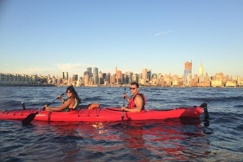 Resilience Paddle Sports, Hoboken, United States