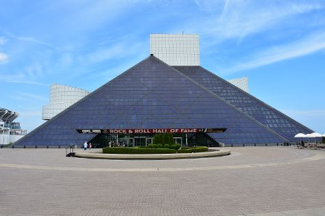 Rock & Roll Hall of Fame, Cleveland, United States