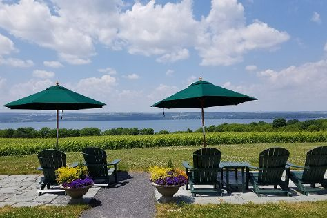 Seneca Lake Wine Trail, Watkins Glen, United States