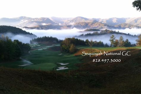 Sequoyah National Golf Club, Whittier, United States