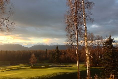 Settlers Bay Golf Course, Wasilla, United States