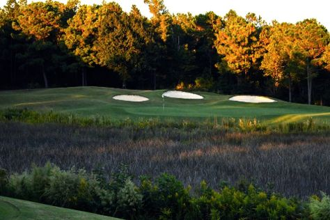 Shell Landing Golf Course, Gautier, United States