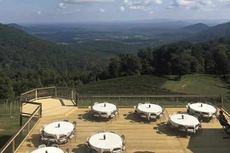 Stone Mountain Vineyards, Dyke, United States