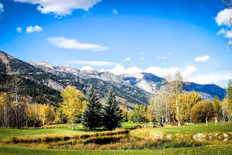 Teton Pines Country Club, Wilson, United States