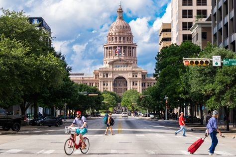 Texas State Capitol, Austin, United States
