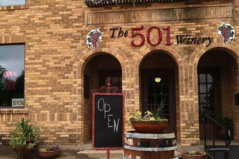 The 501 Winery, Childress, United States
