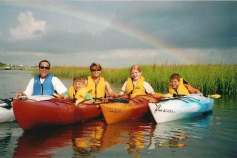The Adventure Kayak Company - Day Tours, Southport, United States