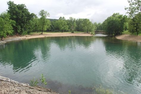 The Blue Hole Park, Salina, United States