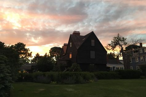 The House of the Seven Gables, Salem, United States