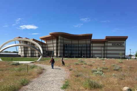 The REACH Museum, Richland, United States