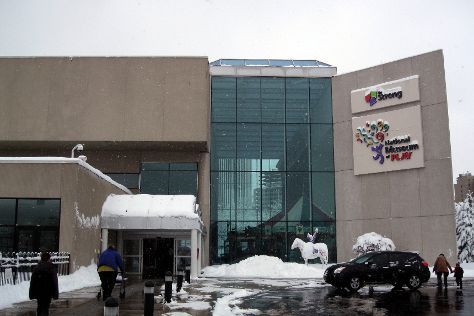 The Strong National Museum of Play, Rochester, United States