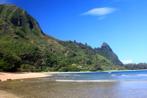 Tunnels Beach, Kauai, United States