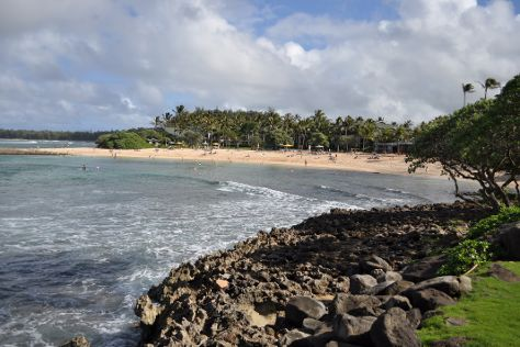 Turtle Bay Beach, Kahuku, United States