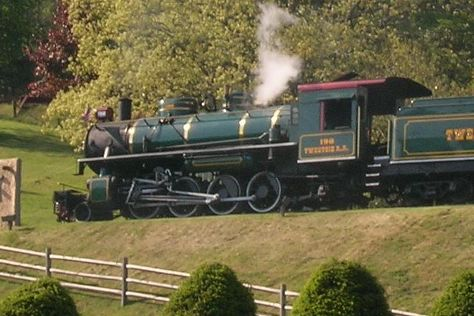 Tweetsie Railroad, Blowing Rock, United States