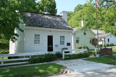 U.S. Grant Birthplace, Point Pleasant, United States
