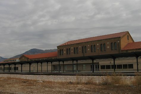 Union Station, Ogden, United States