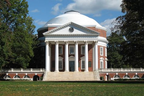 University of Virginia, Charlottesville, United States
