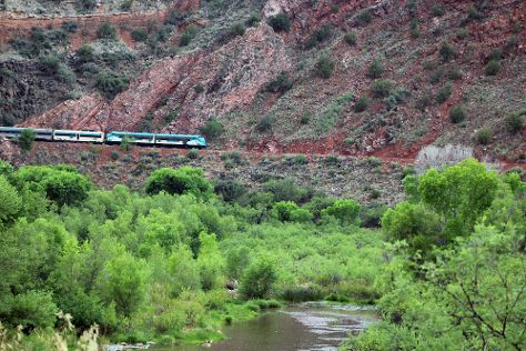 Verde Canyon Railroad, Clarkdale, United States