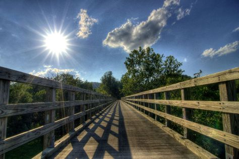Virginia Creeper Trail Club, Abingdon, United States