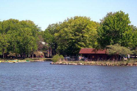 Warinanco Park, Elizabeth, United States