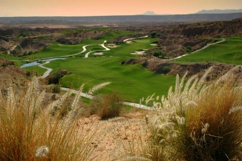 Wolf Creek Golf Club, Mesquite, United States