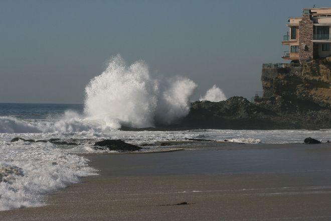 1,000 Steps Beach, Laguna Beach, United States