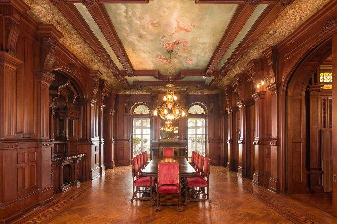 1892 Bishop's Palace, Galveston, United States