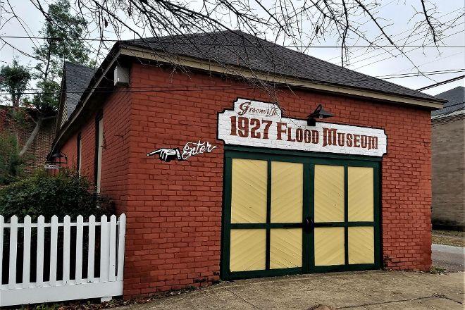 1927 Flood Museum, Greenville, United States