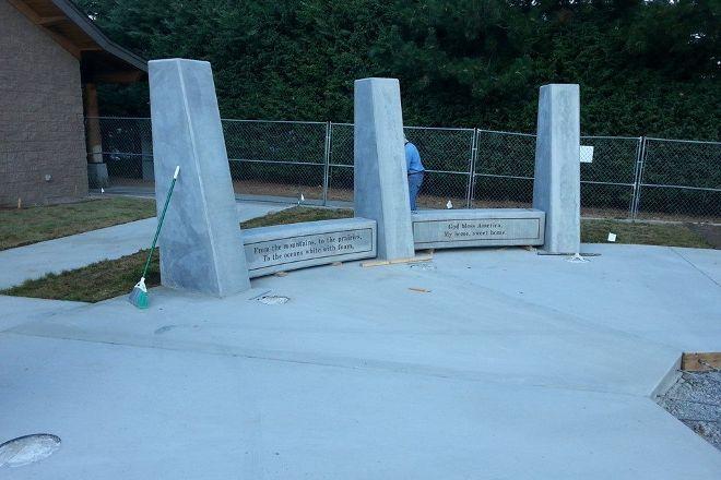 9/11 Spirit of America Memorial, Cashmere, United States