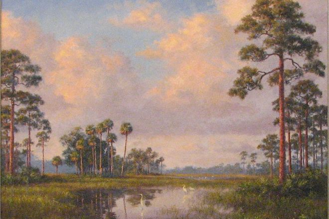 A. E. Backus Gallery & Museum, Fort Pierce, United States
