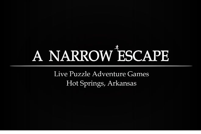A Narrow Escape, Hot Springs, United States