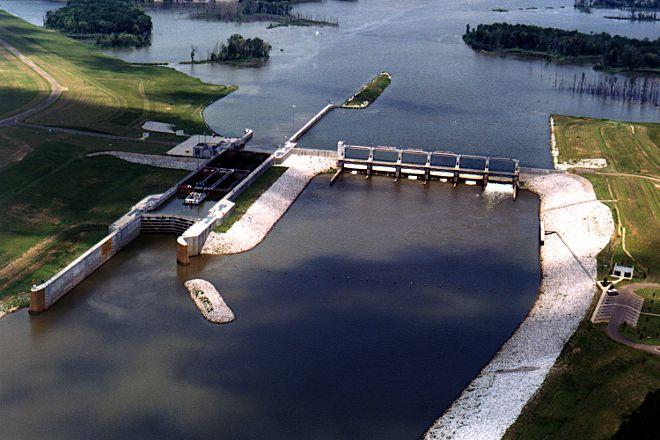 Aberdeen Lock and Dam, Aberdeen, United States