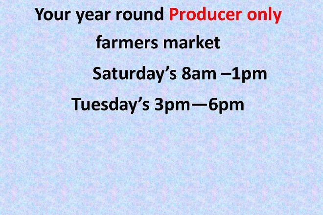 Abingdon Farmers Market, Abingdon, United States