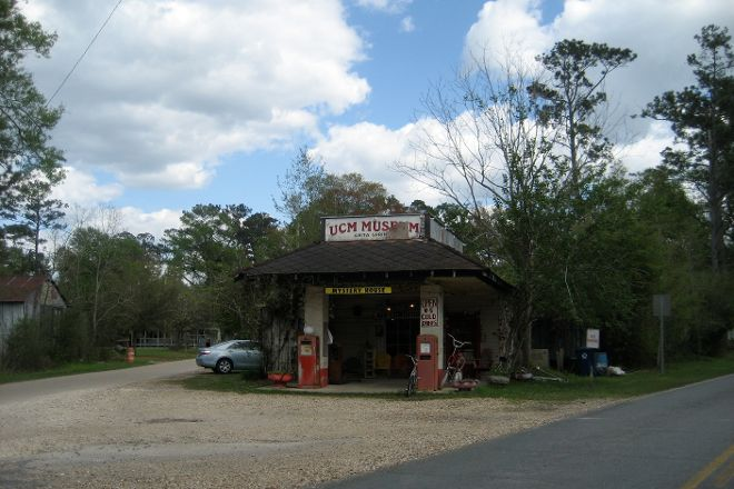 Abita Mystery House, Abita Springs, United States