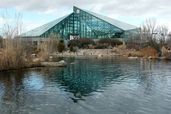 ABQ BioPark Botanic Garden, Albuquerque, United States